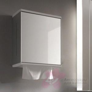 Диспенсер Keuco Moll 12785 010200 для бумажных полотенцев хром