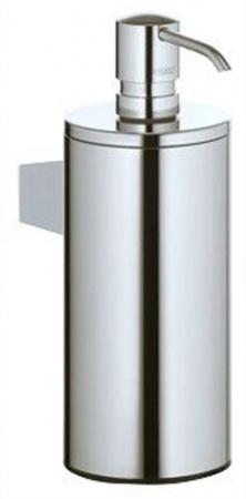 Дозатор для мыла Keuco Plan 14953.010100 подвесной пластик / хром