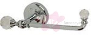 Бумагодержатель Migliore Amerida ML.AMR-60.405.CR открытый хром/Swarovski