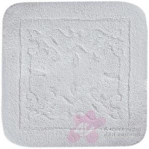 Коврик Migliore Complementi ML.COM-50.060.BI.30 для ванны (узор 3) 60 х 60 см цвет белый