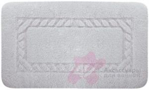 Коврик Migliore Complementi ML.COM-50.100.BI.20 для ванны (узор 2) 60 х 100 см цвет белый