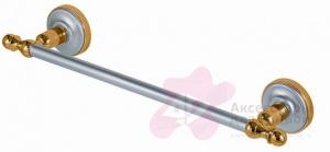 Полотенцедержатель Migliore Mirella 17251 одинарный длина 46 см хром