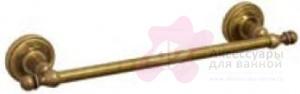 Полотенцедержатель Migliore Mirella 17250 одинарный длина 36 см хром