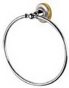 Полотенцедержатель Migliore Mirella 17241 кольцо хром