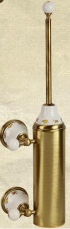 Ерш для туалета Migliore Provance ML.PRO-60.503.CR настенный цвет хром / керамика