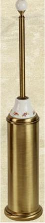 Ерш для туалета Migliore Provance ML.PRO-60.543.CR напольный цвет хром / керамика