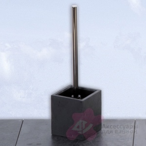 Ершик Nicol Petra 2182458 напольный натуральный камень (сланец / хром