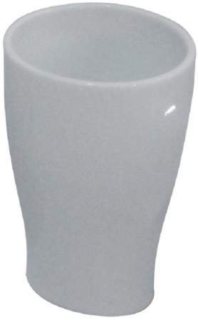 Стакан Nicol Momentum 2202026 настольный фарфор белый