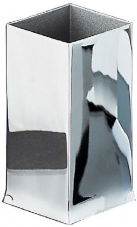 Стакан Nicol Como 2372100 настольный хром