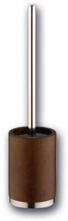 Ершик Nicol Kenia 2422420 напольный дерево орех / нержавеющая сталь