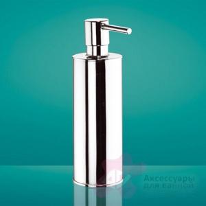 Дозатор Nicol Oskar 2491600 настольный для жидкого мыла хром