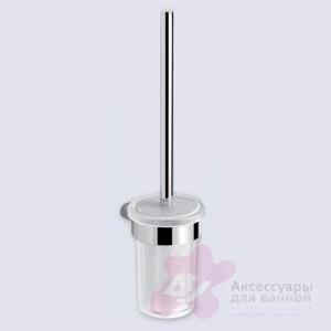 Ершик Nicol Juno 7092400 подвесной хром / стекло матовое