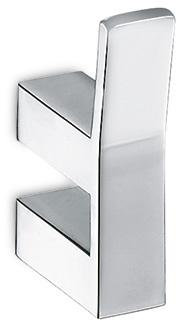 Крючок Open Kristallux Tendo 0TD 51 013b одинарный хром