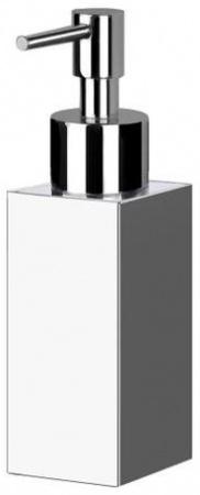 Дозатор жидкого мыла Performa Per12A-24 22805 CR настольный хром/керамика белая