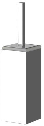 Ерш для туалета Performa Per12A-02 22826 CR напольный хром/керамика белая