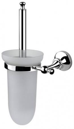 Ерш для туалета Performa Per4M-02V 24825 CR настенный хром/стекло матовое
