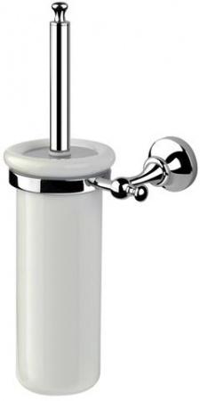 Ерш для туалета Performa Per4M-02 25825 CR настенный хром/керамика белая