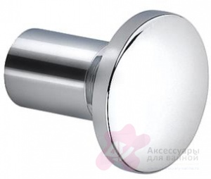 Крючок Pomdor Mar 75.30.01.002 одинарный хром