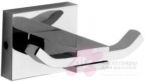 Крючок Sanibano Celeste H4020-09d двойной хром