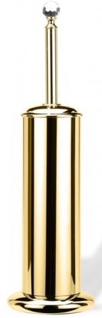Ерш StilHaus Smart Light SL039(16) ORO для туалета напольный золото / Swarovski