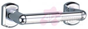 Бумагодержатель Wasserkraft Oder K-3000 K-3022 открытый хром