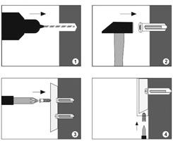 Бумагодержатель Wasserkraft Isen K-4000 K-4091 открытый 32 см для бумажных полотенец хром