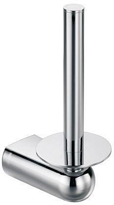 Бумагодержатель Wasserkraft Berkel K-6800 K-6897 открытый вертикальный хром