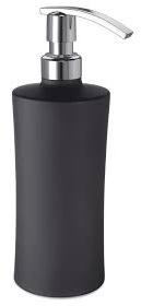 Дозатор для жидкого мыла Windisch Box Lineal Crystal Matt 90114MCR настольный хром /стекло матовое белое