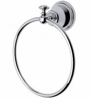 Полотенцедержатель-кольцо ALL.PE Harmony HA015 CR хром