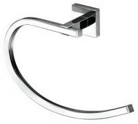 Полотенцедержатель-кольцо ALL.PE Musa MU015 CR 6 х 15 х 21 см хром