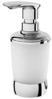Дозатор AM.PM Sensation A3031900 для жидкого мыла настольный хром / стекло