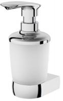 Дозатор AM.PM Sensation A3036900 для жидкого мыла подвесной хром / стекло