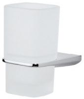 Стакан AM.PM Inspire A5034300 подвесной хром / стекло матовое