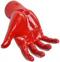Вешалка Antartidee Mani  1160 RS`Рука` для ключей цвет красный