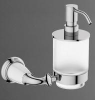Дозатор мыла Art&Max Bianchi AM-3698AW настенный хром