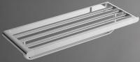 Полка -решетка Art&Max Platino AM-3922AL/AM-E-3922AL для полотенец хром