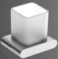 Стакан Art&Max Platino AM-3968AL настольный хром