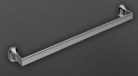 Полотенцедержатель Art&Max Ovale AM-4024B одинарный хром