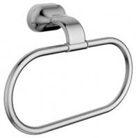 Полотенцедержатель Art&Max Ovale AM-E-4080B кольцо хром
