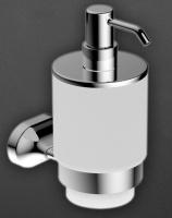 Дозатор мыла Art&Max Ovale AM-E-4099Z настенный хром