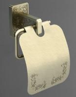 Держатель туалетной бумаги Art&Max Gotico AM-E-4883AQ настенный бронза