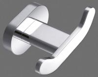 Крючок Art&Max Tito AM-8053N двойной хром
