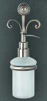 Дозатор мыла Art&Max Palace AM-8249 настенный бронза