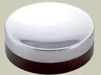 Мыльница Bagno&Associati Ambiente Elite wenge   AX 722 настольная хром / wenge