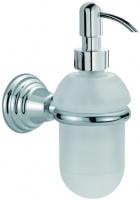 Дозатор Bagno&Associati Canova CA 127 51 подвесной хром / стекло матовое