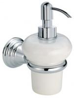 Дозатор Bagno&Associati Canova CA 128 51 подвесной хром / керамика белая