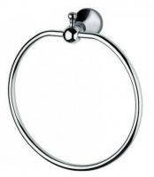 Полотенцедержатель Bagno&Associati Regency RE20751 кольцо хром