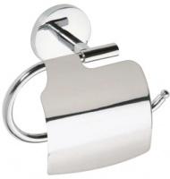Держатель туалетной бумаги Bemeta Alfa 102412012 закрытый хром