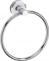 Полотенцедержатель-кольцо Bemeta Trend-i 104104068 хром/белый
