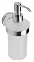 Дозатор жидкого мыла Bemeta Trend-i 104109018 хром/белый